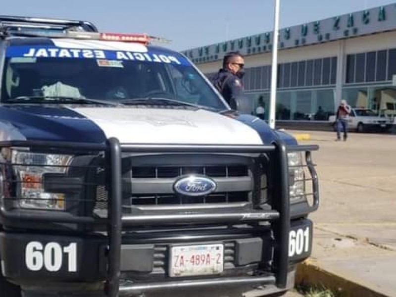 Liberan a policías municipales de Jerez secuestrados