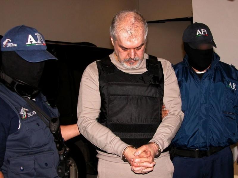 Liberan al narcotraficante Eduardo Arellano Félix,