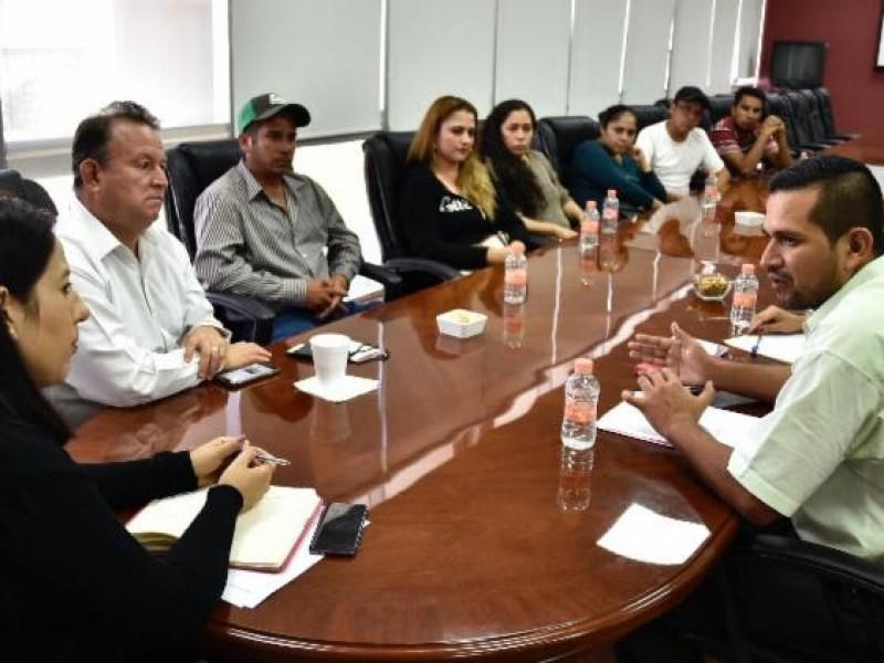 Liberan carretera trabajadores del Ayuntamiento de Villanueva