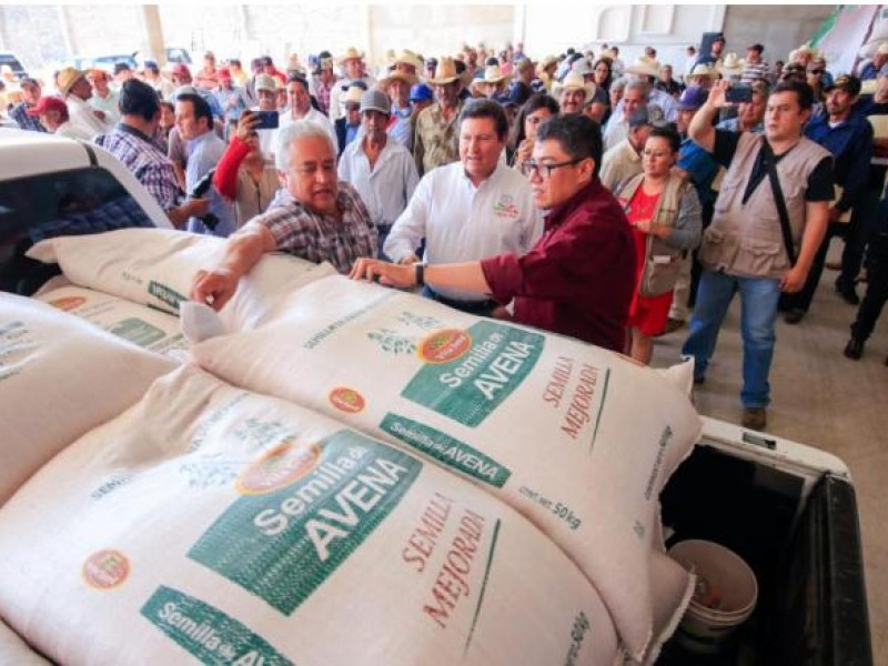 Liberan recursos emergentes para sequía