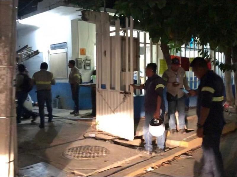 Liberan trabajadores retenidos de Megacable en Juchitan