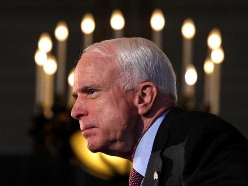 Líderes del mundo honran a McCain