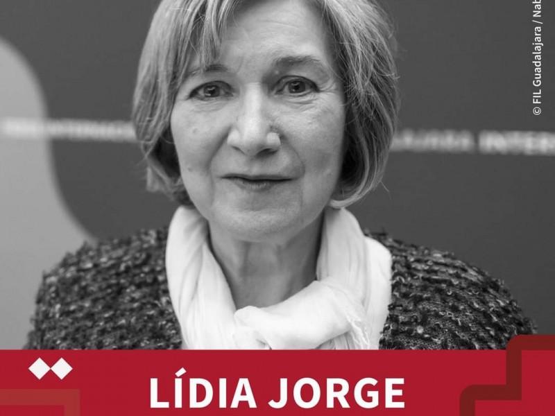 Lídia Jorge, Premio FIL de Literatura 2020