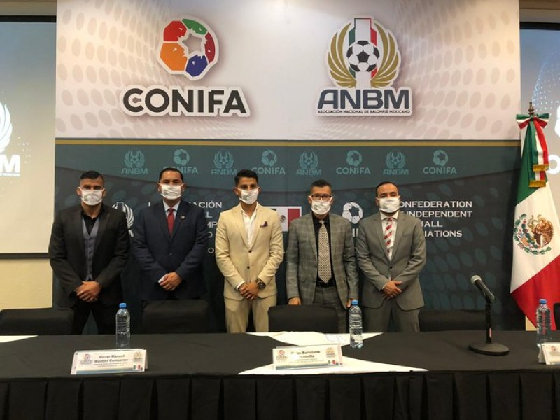Liga de Balompié Mexicano planea jugar con público