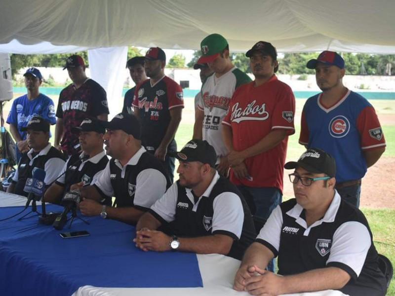 Liga Invernal de Béisbol suspende actividades por repunte de COVID-19
