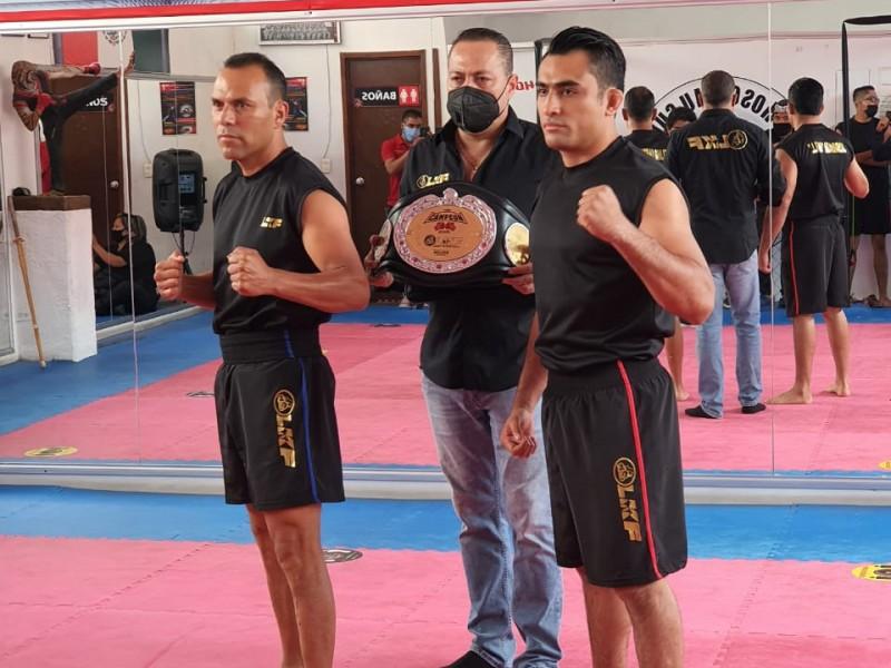 Liga Profesional de KickBoxing Organizará Función a Beneficio