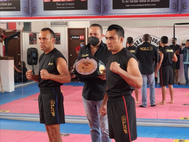 Liga Profesional de KickBoxing Organizará una Función a Beneficio
