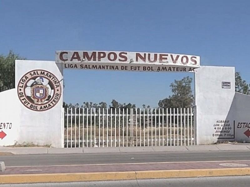 📹Liga Salmantina pide no acudir a los Campos Nuevos