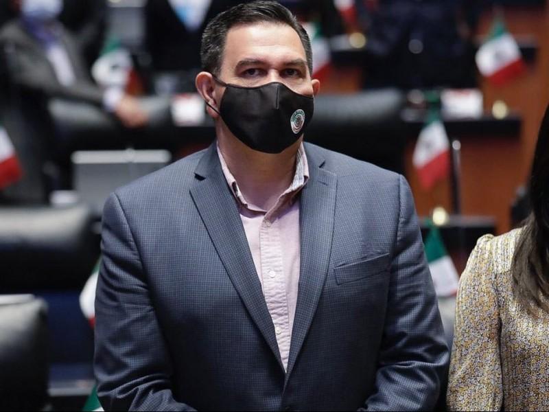 Ligan a senador de Morena con César Duarte
