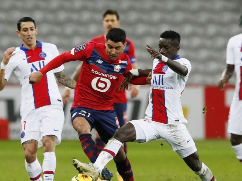 Lille recupera liderato ante PSG