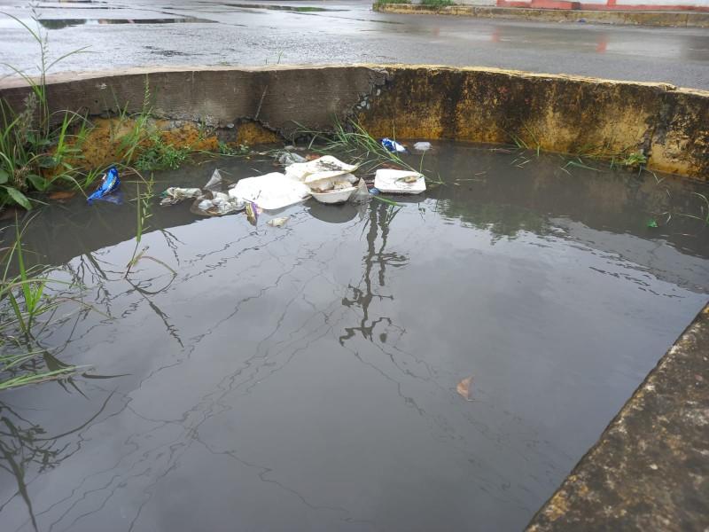 Limpian y desazolvan para evitar inundaciones