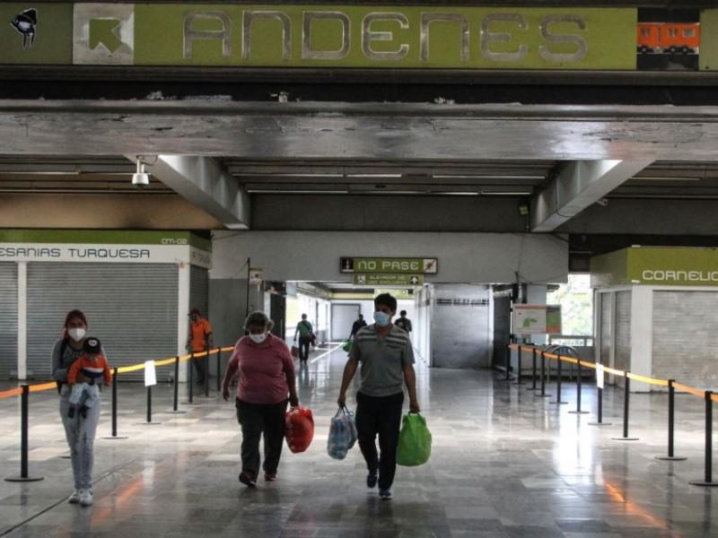 Línea 3 del Metro retoma operaciones