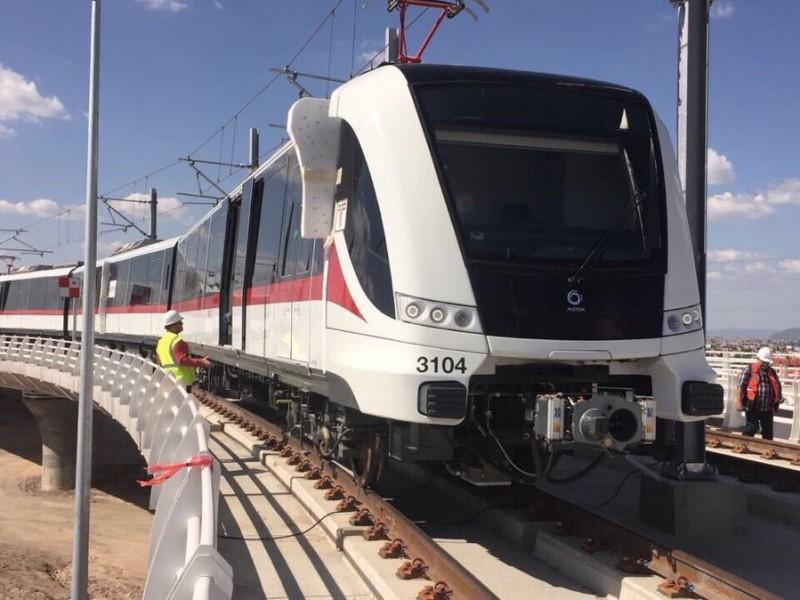 Línea 3 del Tren de Guadalajara en 2020