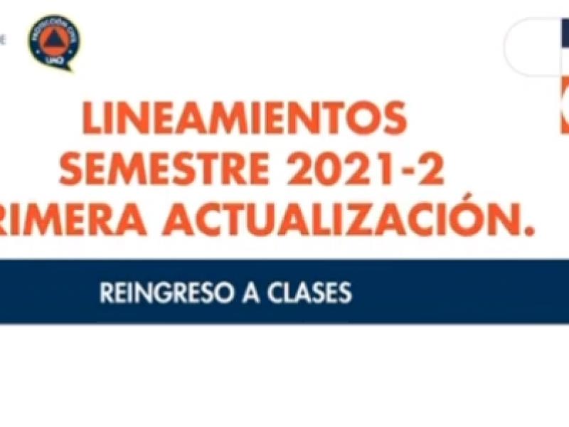 Lineamientos para regreso a clase UAQ