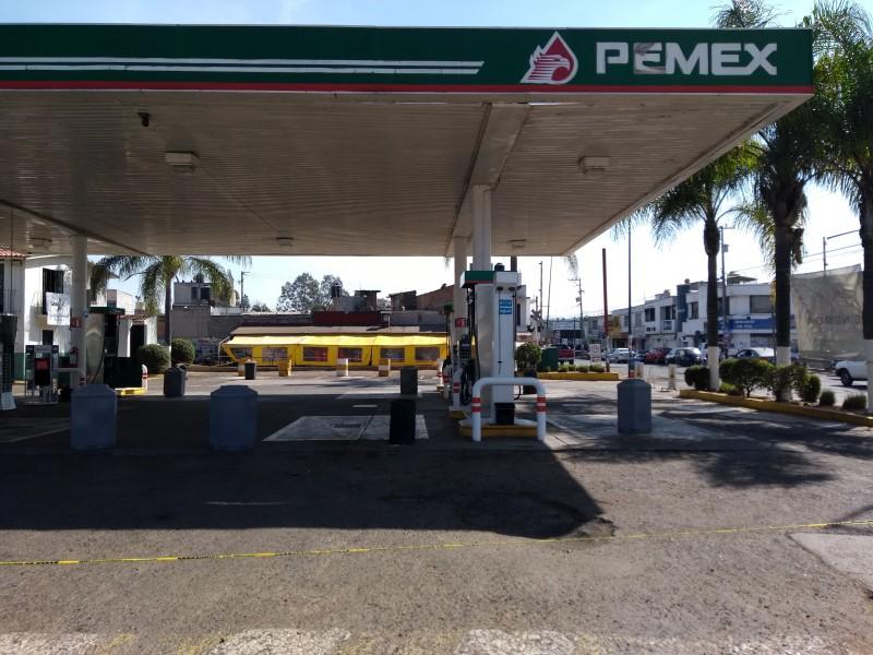 Lista de estaciones que tienen combustible en Morelia
