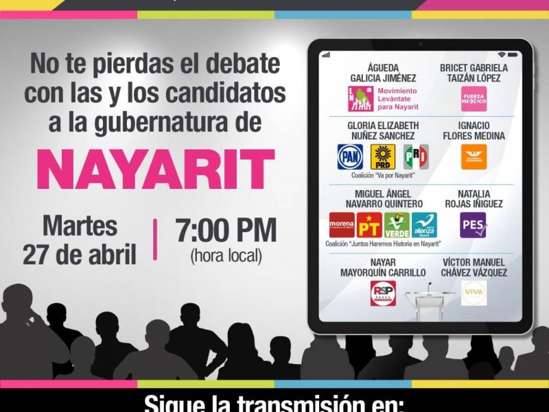 Listo COPARMEX para realizar debate entre candidatos a la gubernatura
