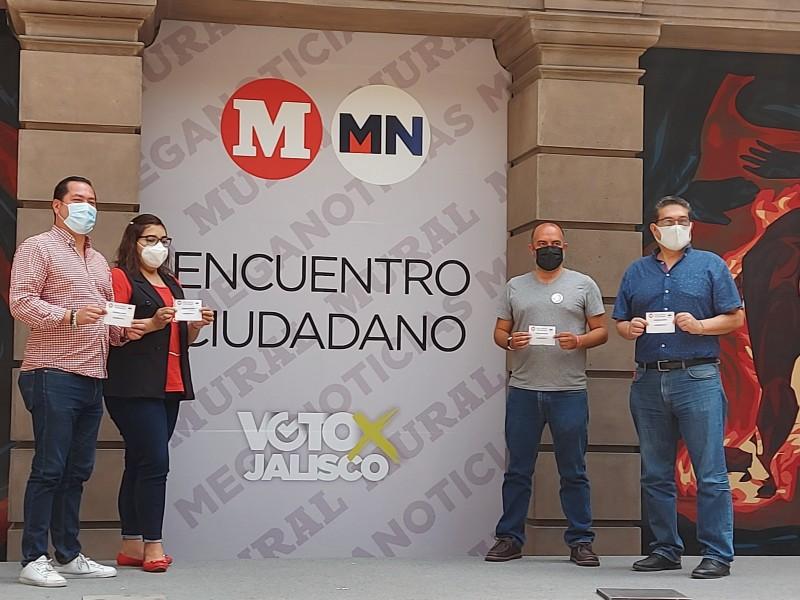 Listo el Encuentro Ciudadano de Meganoticias y Mural