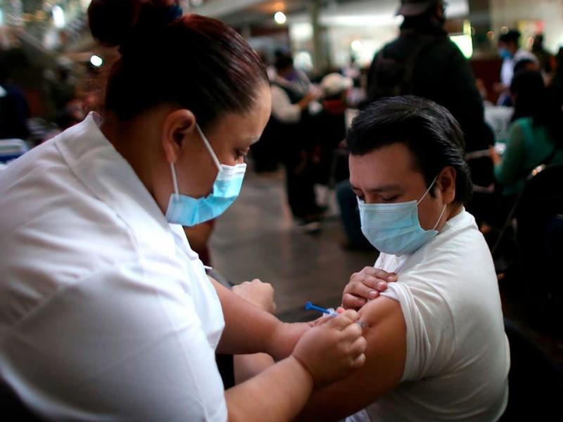 Listos, este martes iniciará vacunación para los más jóvenes