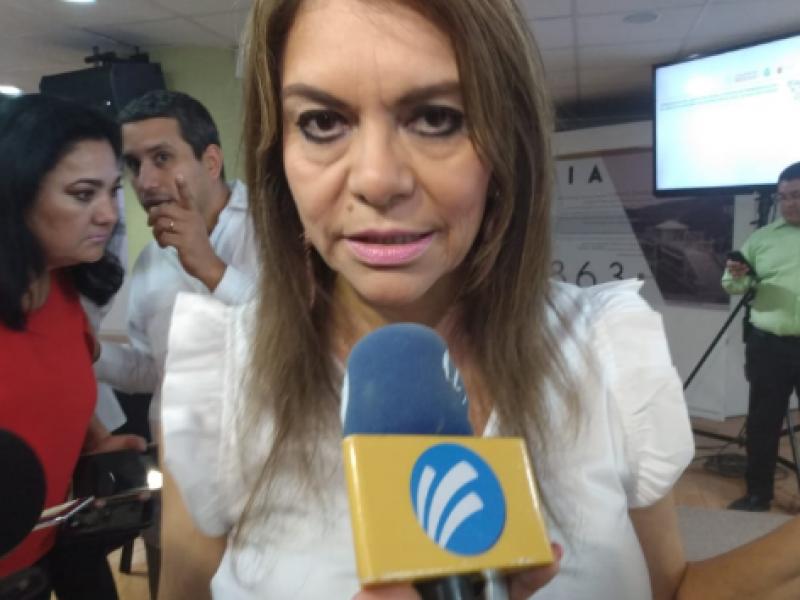 Llama a quedarse en casa alcaldesa de Tapachula