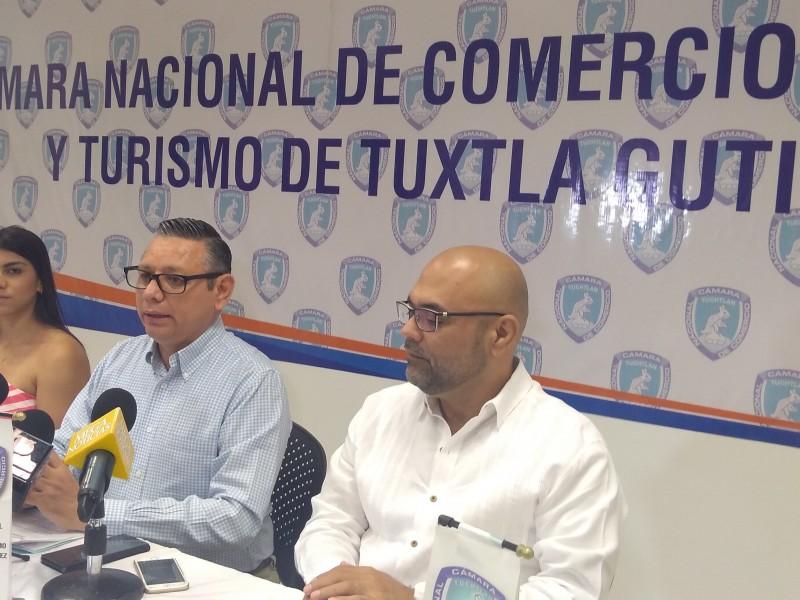 Llama CANACO al diálogo por paro de CNTE