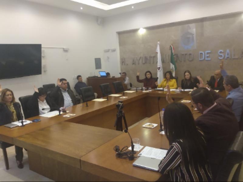 Llama presidente de CANACO a que más funcionarios donen #SuSueldo