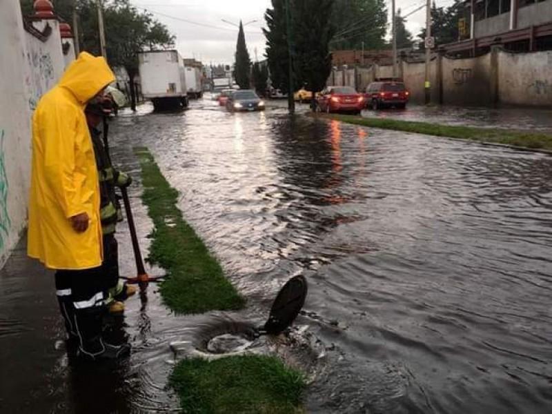 Llama Protección Civil a tomar previsiones ante pronóstico de lluvias