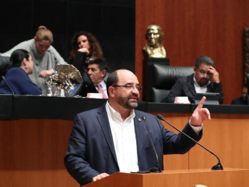 Llama senador proteger a activistas amenazados de Frayba