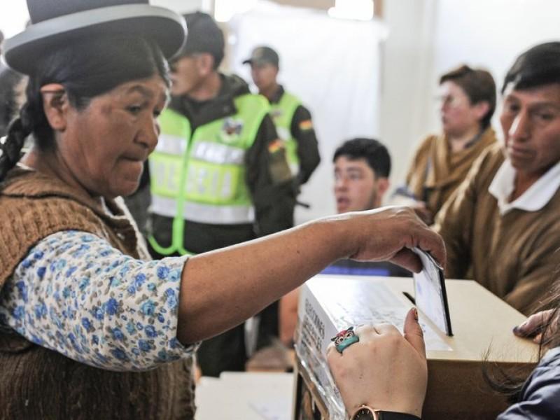 Llaman a Bolivia a tener elecciones en paz