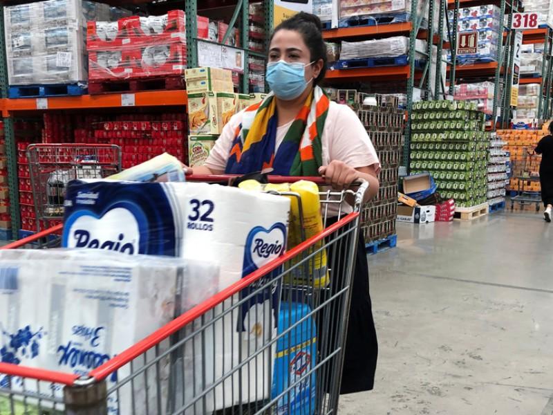 Llaman a evitar compras de pánico provocando desabasto
