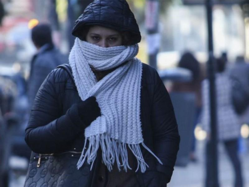 Llaman a extremar precauciones por frío intenso