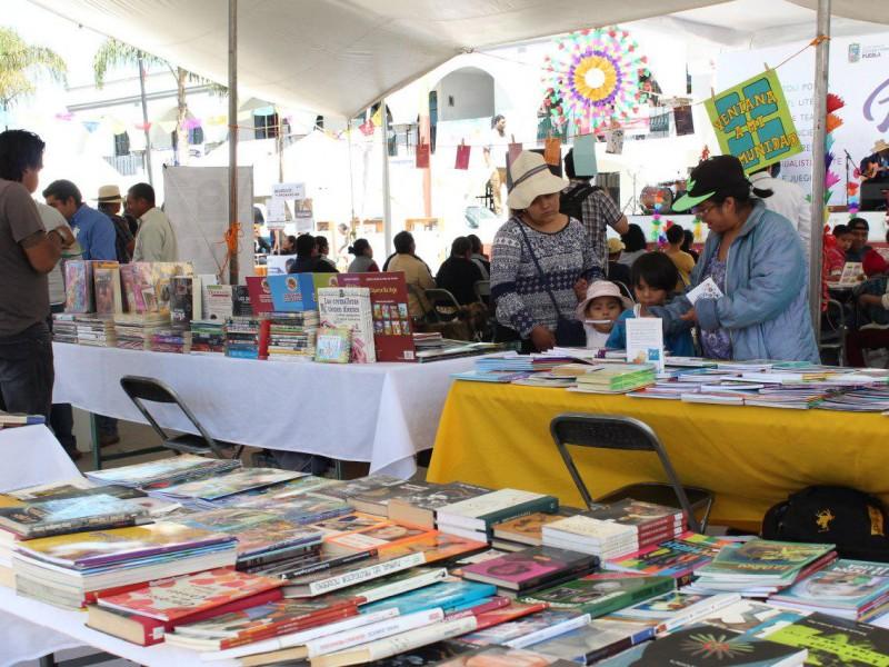 Llega 3º Fiesta del libro en la Libertad