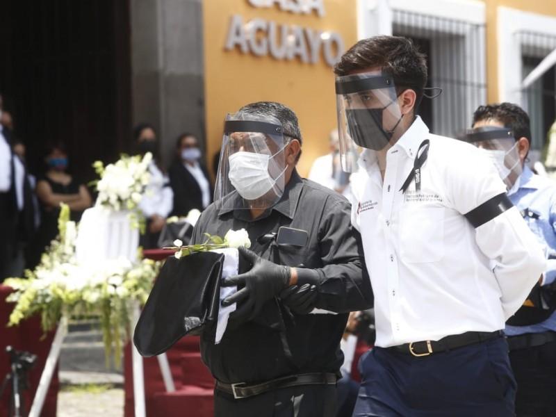 Llega a 588 connacionales fallecidos por covid-19 en EU