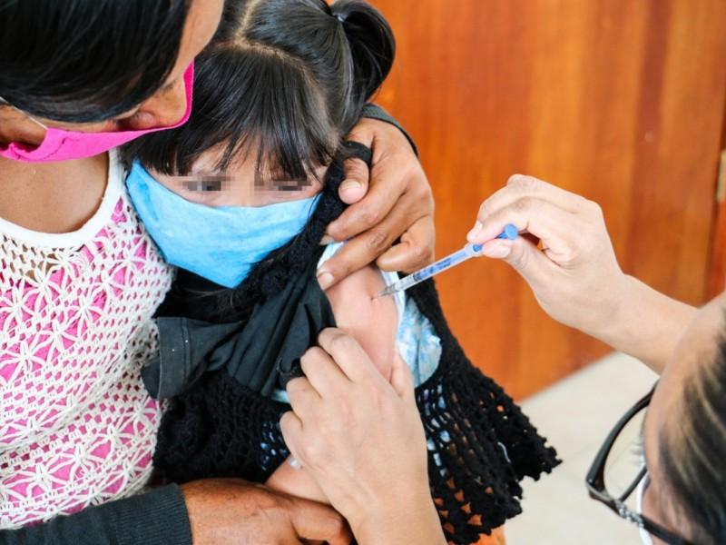Llega a Edomex segundo lote fe vacunas contra la influenza