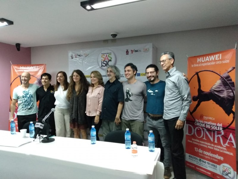 Llega a Los Mochis el espectáculo internacional Donka