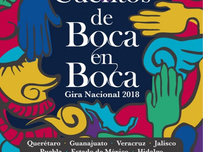 Llega a Puebla gira nacional de cuentos