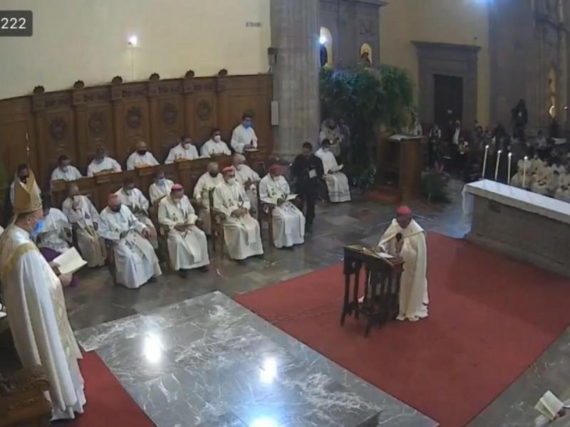 Llega a Querétaro nuevo Obispo Fidencio López Plaza