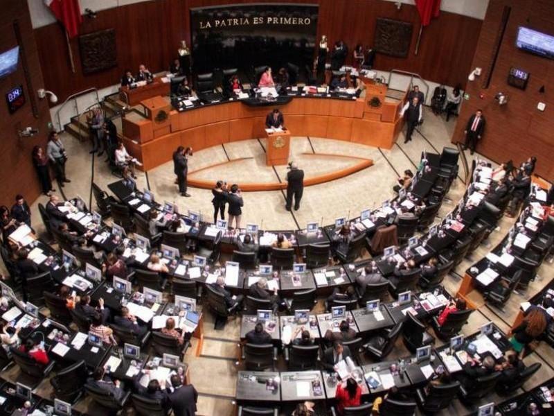 Llega al Senado paquete de reformas al PJF