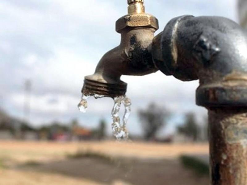 Llega el verano y también la escasez de agua