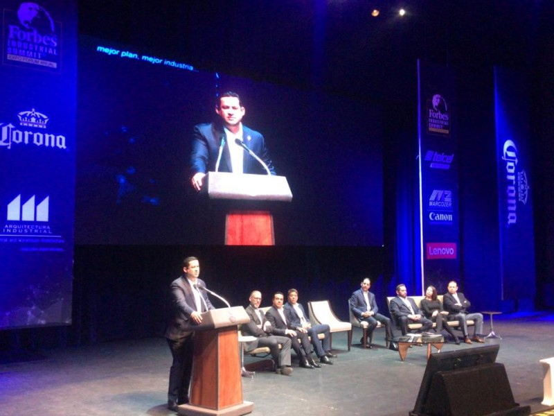 Llega Foro Forbes Industrial Summit al Teatro Metropolitano