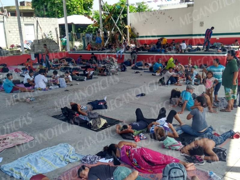 Llega la Segunda Caravana al Estado de Oaxaca