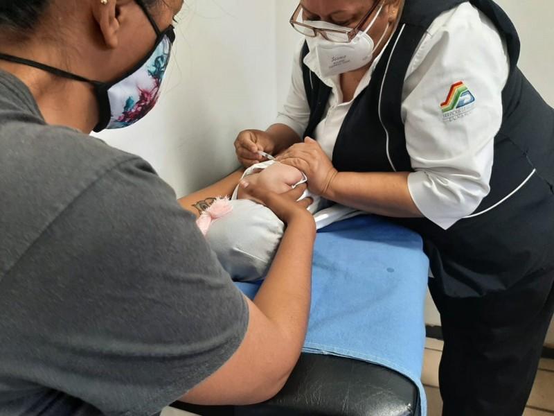 Llega más de 17 mil vacunas BCG a la Laguna