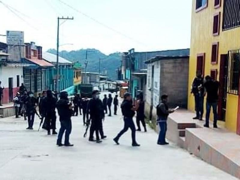 Llega tarde la aplicación de la justicia en Pantelhó