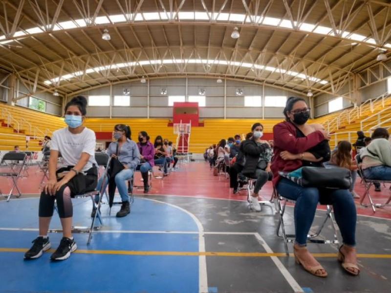 Llegan a Jalisco segundas dosis para jóvenes del AMG