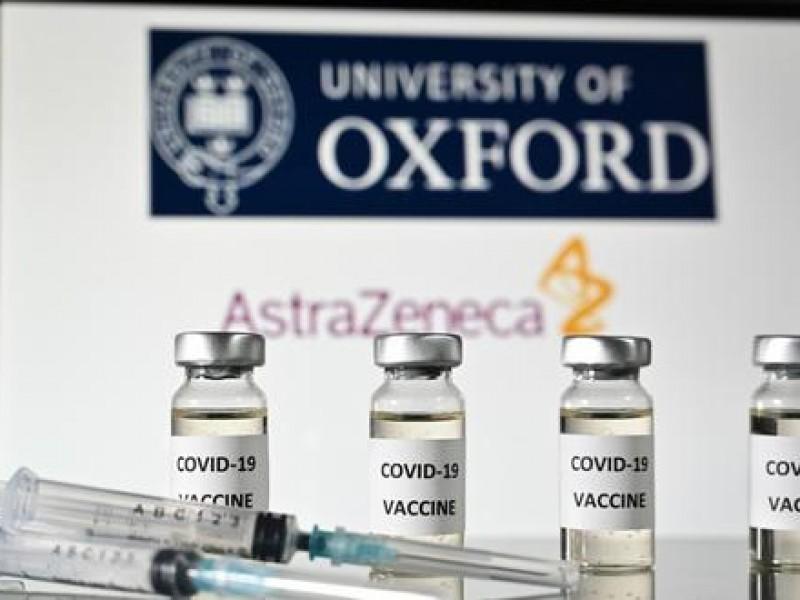 Llegan a México 870 mil vacunas AstraZeneca