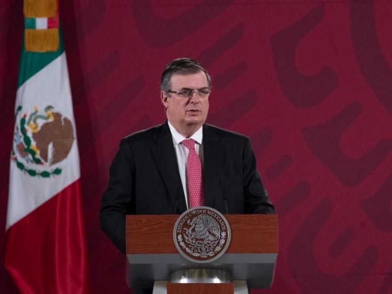 Llegan a México primeras vacunas contra Covid-19