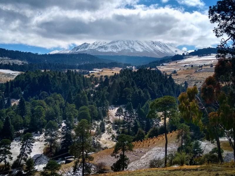 Llegan las lluvias, aumenta el riesgo para habitantes del Nevado