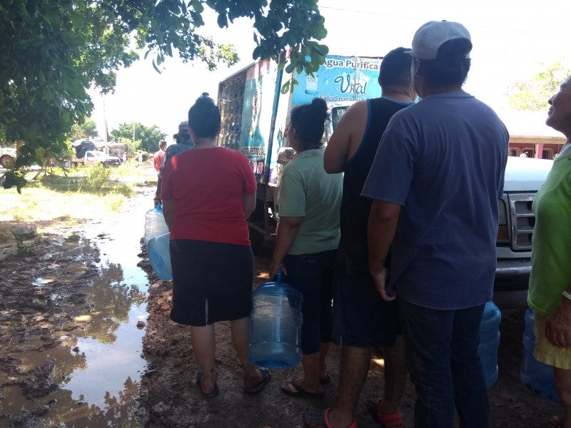 Llegan primeros apoyos a zonas afectadas