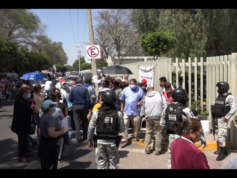 📹Llegan vacunas a Guanajuato, llegarán a Salamanca también