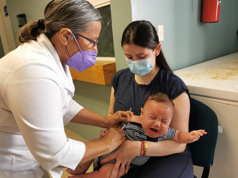 Llegan vacunas BCG para recién nacidos a Los Mochis
