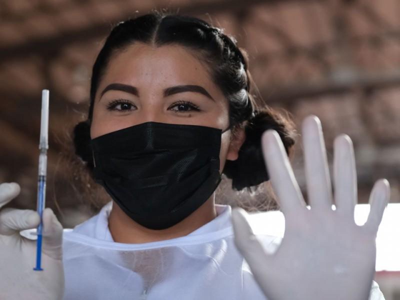 Llegan vacunas para adolescentes de Jalisco